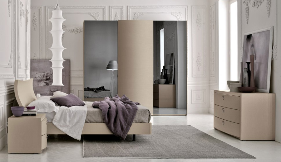 Camere da letto eleganti moderne ao82 regardsdefemmes for Arredamenti a messina